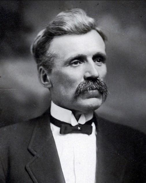 1930, approx Eusèbe Fournier (1859-1932) frère de Napoléon (1857-1932)