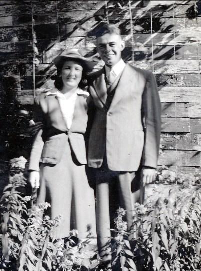 1939, Henriette et Albert (2)