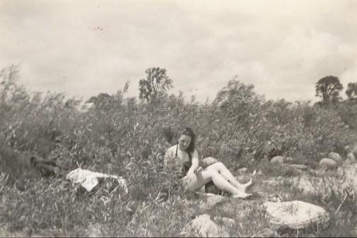 1939, Henriette naïade