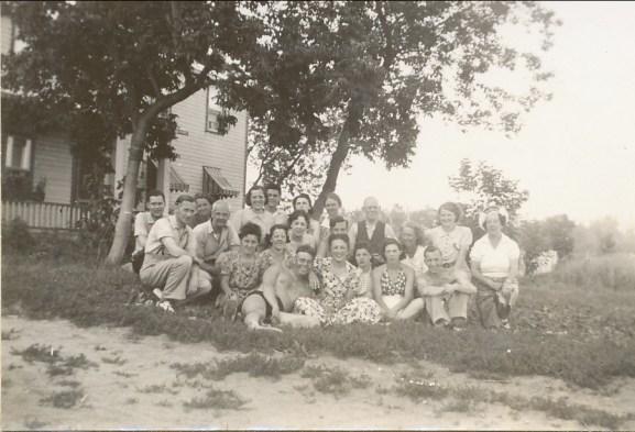 1939, ferme Joly St-Canut