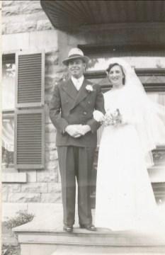 1940, 25 mai - mariage