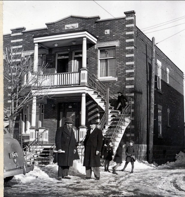 1940, 2576 St-Zotique