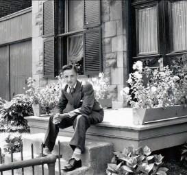 1940, Robert de Kinder