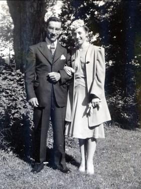 1942, Jean-Paul et Jeanne