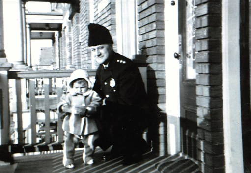 1942, Paulette et Horace