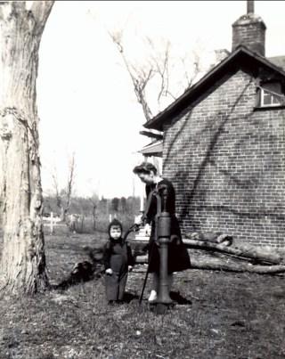 1943, Paulette et Henriette