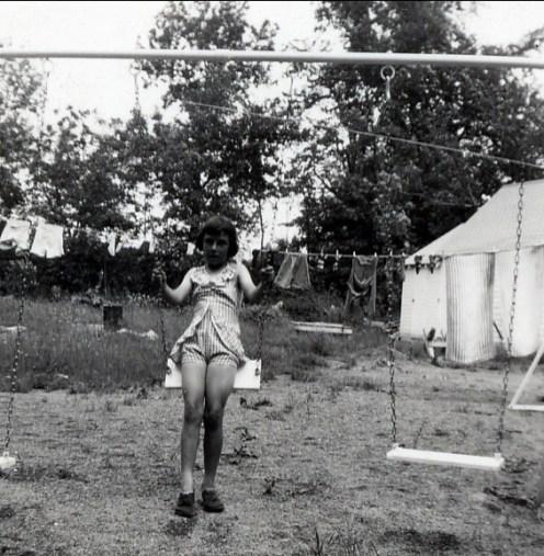 1945, approx Paulette