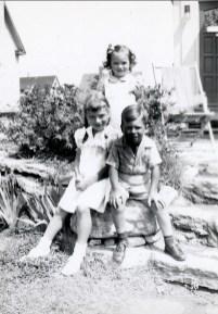 1946, Paulette, Marc, Irène