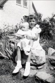1946, Paulette et Bobby