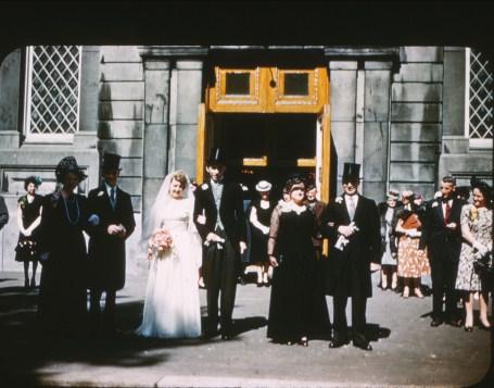 1947, mariage Ruth et Louis (3)