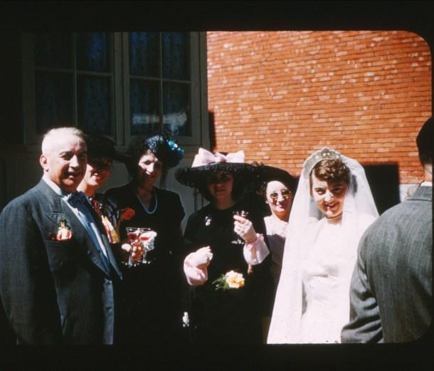 1947, mariage Ruth et Louis (6)