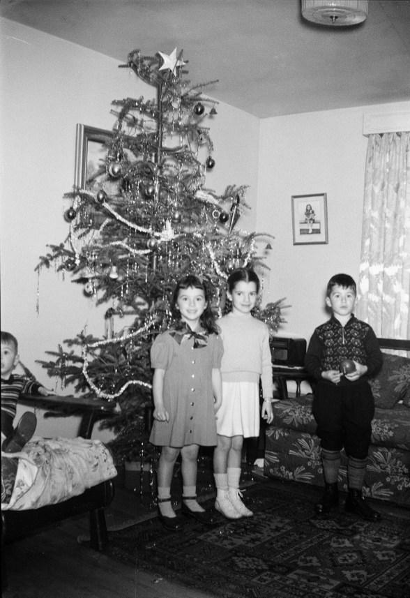 1950, lettre de Mary Estelle-4 Bobby, Irène, amie, Marc