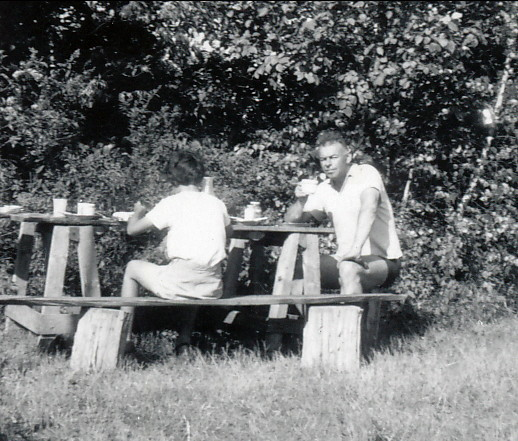 1955, St-Canut
