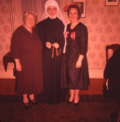 1959, Marlboro Aunt Cecilia Rochford, Paulette et Henriette