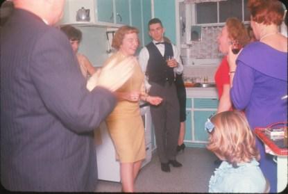 1963, Anna Hughes, Marc Thivierge et Myrtle George
