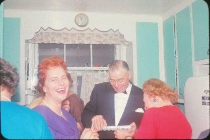 1963, Laurette Sofio, Albert Thivierge et Myrtle George