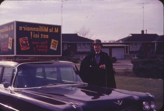 1966, Daddy club des millionnaires