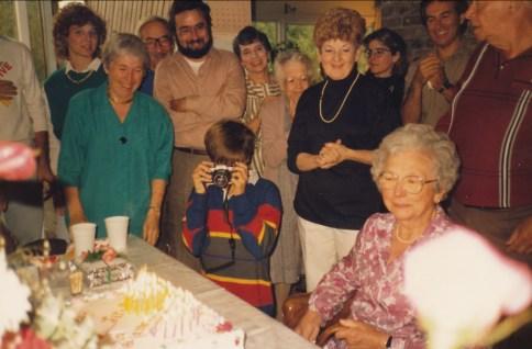 1976, 80 ans Germaine