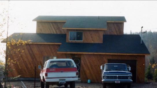 1980 maison Val David