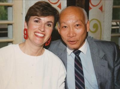1990, 50e Irène et Jim