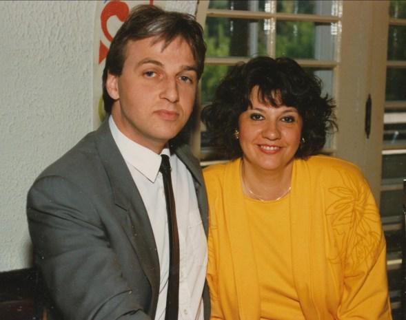 1990, 50e Richard et Ruth