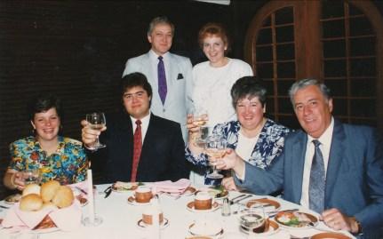1990, 50e famille de Léo et Lena