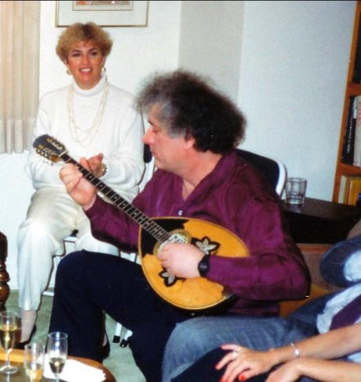 1994, Mariage Anne et Robert - Irène et Nick