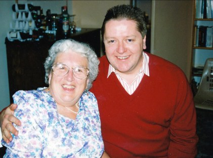1994, juin Henriette et Robert Perreault