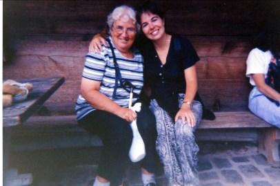 1999, Allemagne - Henriette et Marie-Jo