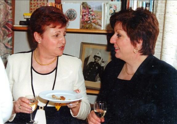 2000, 60e Lena et Chantal