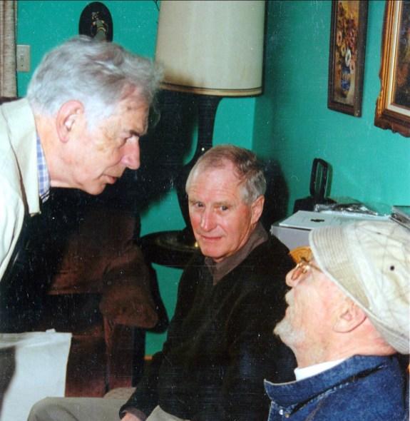 2000, 60e Louis, Johnny Hughes
