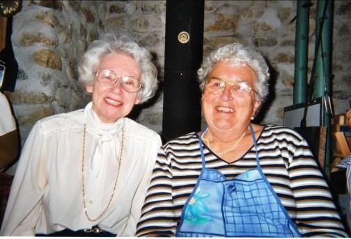 Carmen Whiteside et Henriette