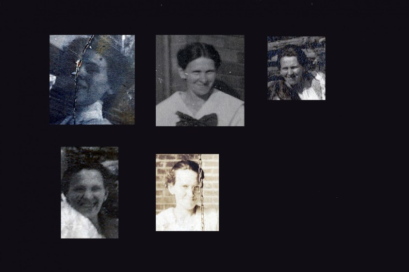 Helena Rochford-Thivierge 1913, 1917, 1920. 1920, 1922