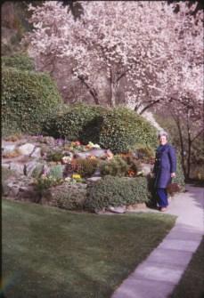 Henriette à Vancouver