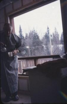 Le moine Albert