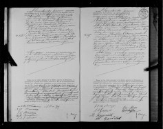 b-12 a 1889 01 24 marriage registration