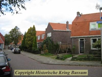 Roemer Visscherlaan huisnrs 27 ... 19 ri Vaartweg