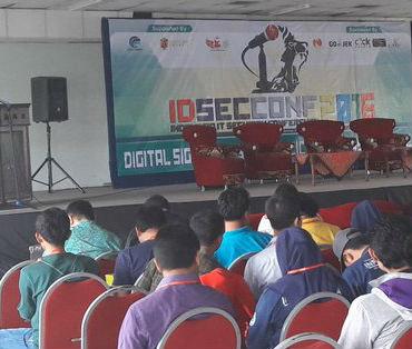 IDSECCONF 2016 di Malang
