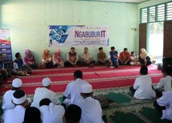 Serunya Ngabubur IT 2019 RTIK Jawa Barat di Kota Cirebon