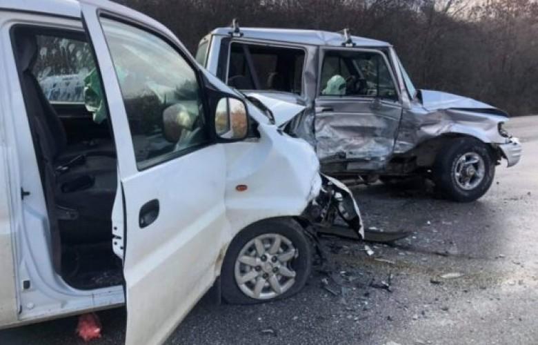 Aksident tjetër, katër të lënduar në rrugën Pejë-Rozhajë