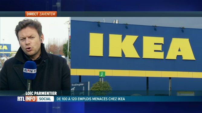 120 Emplois Sont Menacés Chez Ikea Belgique à Zaventem