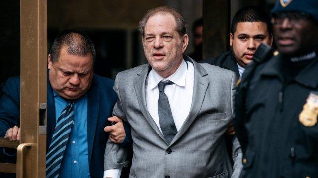 Znalezione obrazy dla zapytania: Harvey Weinstein zdjecia