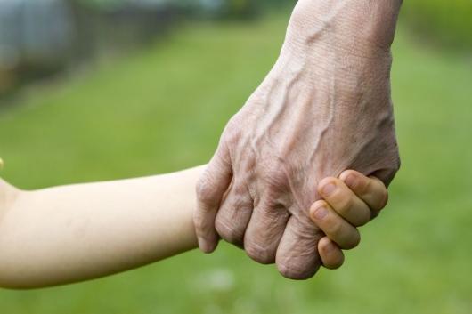 anziani e bambini