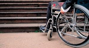 scale sedia rotelle