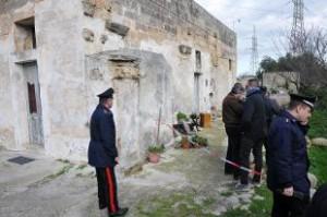 crollo Lecce