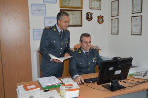 Gdf Lecce verifica