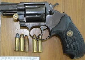 Pistola cal.38 S.(1)