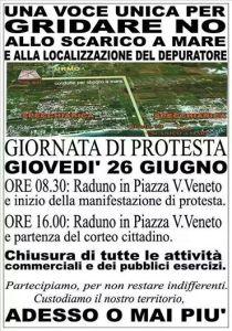 Manifesto Protesta