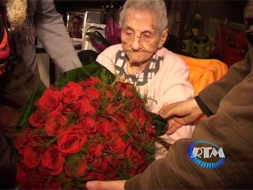 Angela Neglia 101enne di Avetrana 4