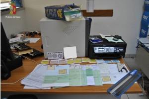 documenti recuperati